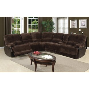 E-Motion Furniture Alexander Reclining Sectional