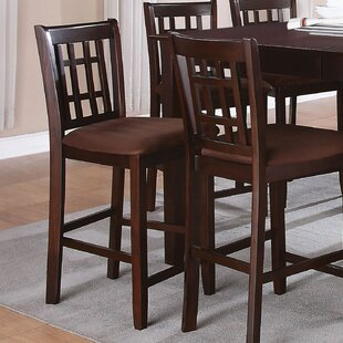 Lovins 25 Bar Stool (Set of 2) Red Barrel Studio
