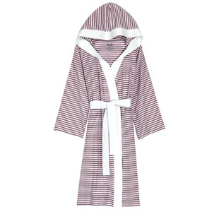 Natural Living Dana 100% Cotton Jersey Bathrobe