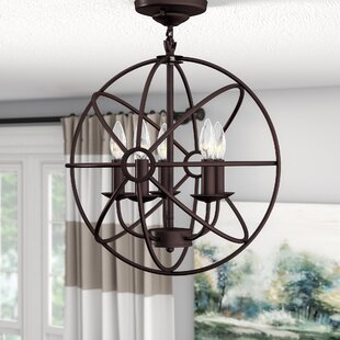 Alcott Hill Douglass 5-Light Globe Chandelier