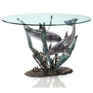 Dolphin Duet Coffee Table by SPI Home New Design