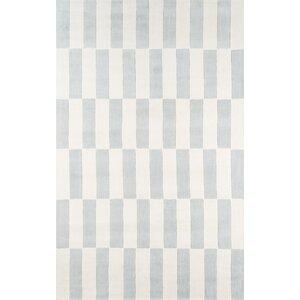 Breaker Hand-Tufted Gray/Blue Area Rug