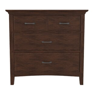Moradian Modern 3 Drawer Chest