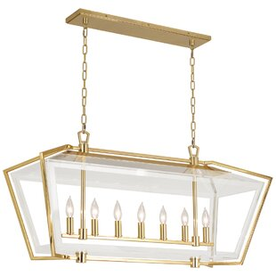 Robert Abbey Casper 7-Light Kitchen Island Pendant