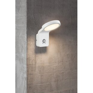 Marina LED Outdoor Sconce With Motion Sensor By Nordlux