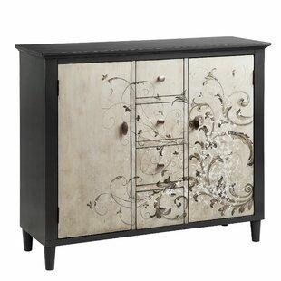 Graham 4 Drawer 2 Door Accent Cabinet by Stein World