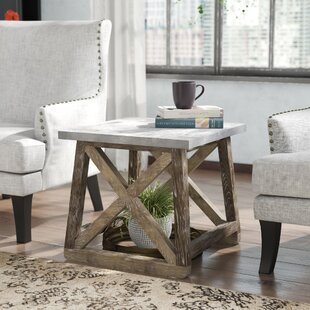 Wasco End Table by Trent A..