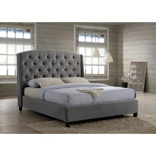 Coupon Holyoke Classic Queen Upholstered Platform Bed by Rosdorf Park Reviews (2019) & Buyer's Guide