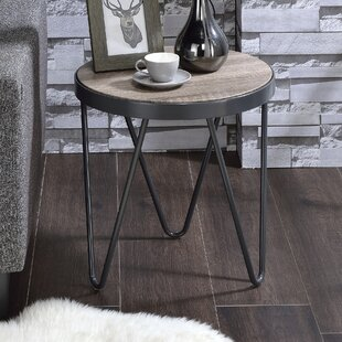 Ruvalcaba End Table by Ebern Designs