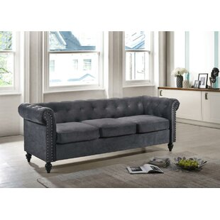 Navin Chesterfield Sofa