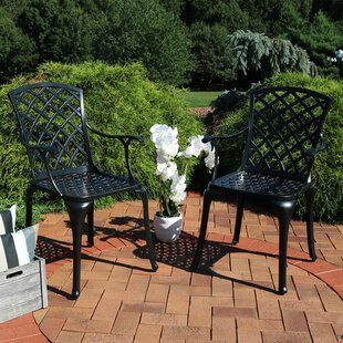 Middleham Patio Dining Chair (Set of 2)