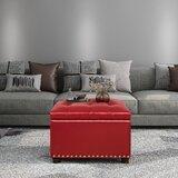 Astounding 24 Inch High Ottoman Wayfair Alphanode Cool Chair Designs And Ideas Alphanodeonline