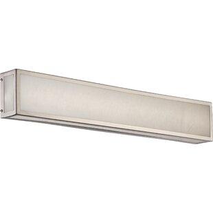 Almeta 1-Light LED Bath Bar by Ivy Bronx