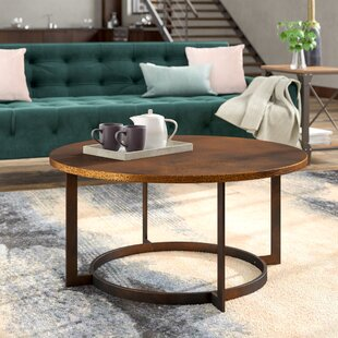 Dombrowski Coffee Table by Bloomsbury Market Design
