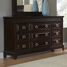 Sonoma 9 Drawer Standard Dresser