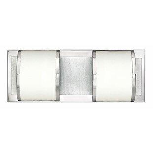 Hinkley Lighting Mira 2-Light Bath Bar