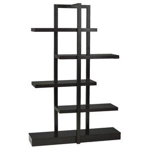 Buy luxury Cliff 3 Tier Bookcase ByCorrigan Studio