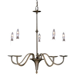 Alcott Hill Goetz 5-Light Chandelier