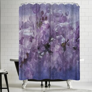 Zina Zinchik The Smell of Spring 1 Shower Curtain