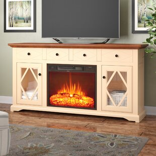 Blackwater TV Stand for TVs up to 60 with Fireplace by Darby Home Co