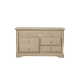 Chatham 6 Drawer Double Dresser