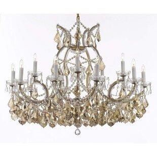 Astoria Grand Carswell 16-Light Chandelier