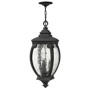 Hinkley Lighting Forum 3-Light Outdoor Hanging Lantern