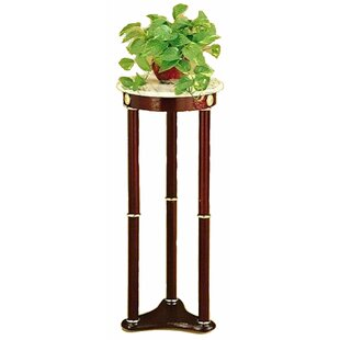Pedestal Round Plant Stands Tables You Ll Love In 2021 Wayfair