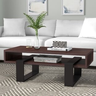Swanson Coffee Table with Tray Top
