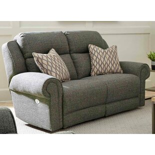 Southern Motion Canyon Ranch Reclining Loveseat