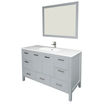 Find The Perfect Coastal Single 60 Inch Vanities Wayfair