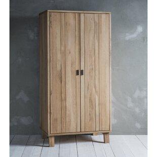 Annette 2 Door Wardrobe By Gracie Oaks