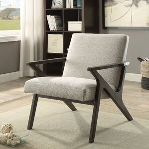 Conkling Upholstered Accent Armchair