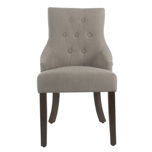 Arundel Tufted Dining Chair Alcott Hill
