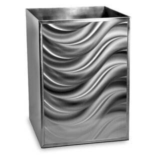 CHF Moire Bath Waste Basket