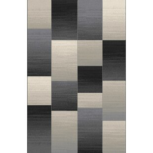 Compare Doully Black Area Rug By 17 Stories