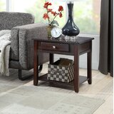 Romig End Table by Canora Grey