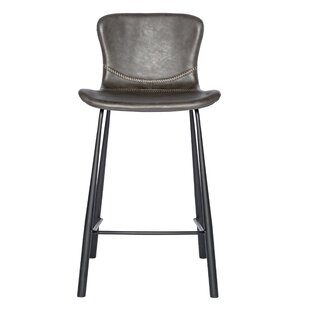 Mald 26 Bar Stool (Set of 2) Wrought Studio