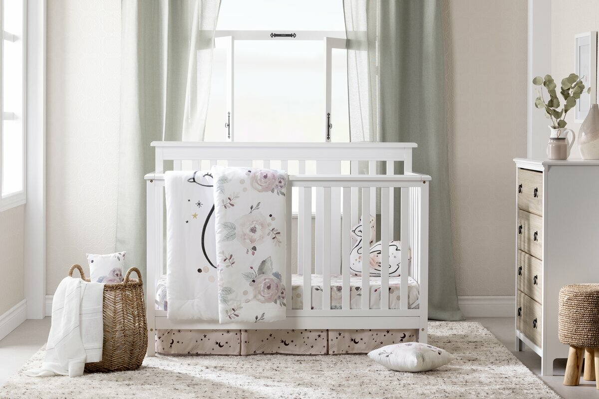 How To Choose The Best Crib Bedding For Your Baby Wayfair