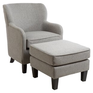 Lunceford Armchair And Footstool By Ophelia & Co.