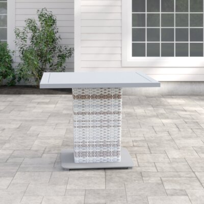 Falmouth Square 31 Inch Table by Sol 72 Outdoor 2020 Sale