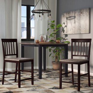 Union Rustic Stafford Dining Chair by Simmons Casegoods (Set of 2)