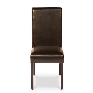 Milano Upholstered Dining Chair (Set of 2) Sarreid Ltd