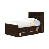 Panel Storage Platform Bed by Wildon Home®