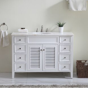 Sandburg 48 Single Bathroom Vanity Set By Beachcrest Home