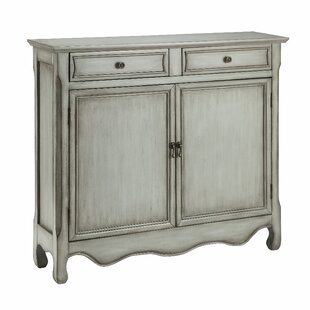 Cupboard 2 Drawer and 2 Door Accent Cabinet by Stein World