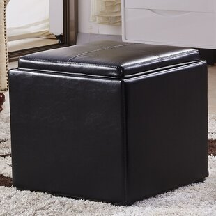 Caddy Storage Ottoman by Latitude Run