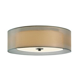 Sonneman Puri 2-Light Flush Mo..