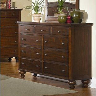 Reviews Dunrobin 8 Drawer Dresser by Darby Home Co