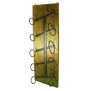 Struthers Decor MDF Wall Mounted Wine Rack
